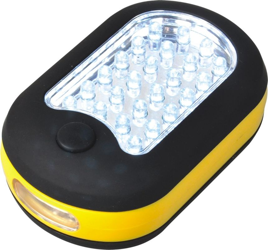 Autocare Dry Bettery LED Pocket Work Light With Hook ABS Material 4.5V